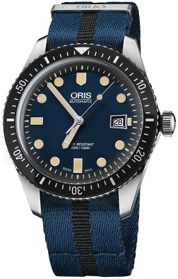 Oris Divers Sixty-Five 42mm 01 733 7720 4055-07 5 21 28FC