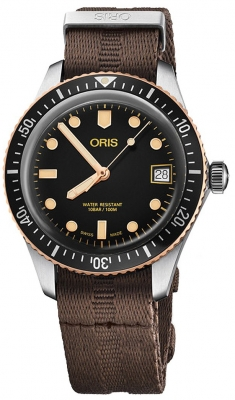 Oris Divers Sixty Five 36mm 01 733 7747 4354-07 5 17 30