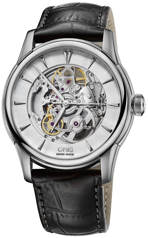 Prestige Skeleton Heart Watch