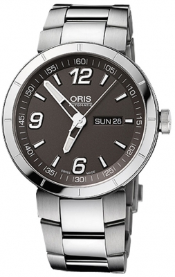 Oris TT1 Day Date 43mm 01 735 7651 4163-07 8 25 10