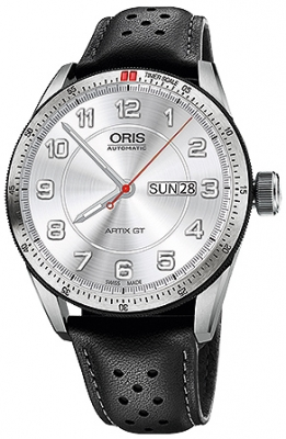 Oris Artix GT Day Date 42mm 01 735 7662 4461-07 5 21 87FC