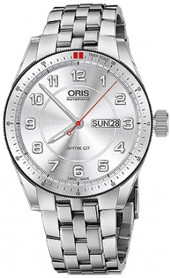Oris Artix GT Day Date 42mm 01 735 7662 4461-07 8 21 85