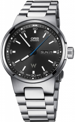 Oris Williams F1 Team Day Date 42mm 01 735 7716 4154-07 8 24 50