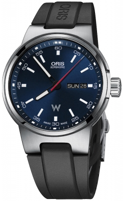 Oris Williams F1 Team Day Date 42mm 01 735 7716 4155-07 4 24 50