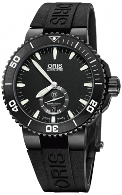 Oris Aquis Titan Small Second, Date 46mm 01 739 7674 7754-07 4 26 34BTE