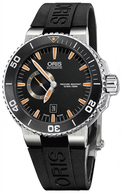 Oris Aquis Small Second, Date 46mm 01 743 7673 4159-07 4 26 34EB