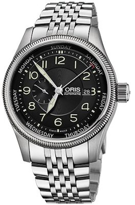 Oris Big Crown Small Second, Pointer Day 44mm 01 745 7688 4034-07 8 22 30
