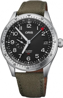 Oris Big Crown ProPilot Timer GMT 44 01 748 7756 4064-07 3 22 02LC