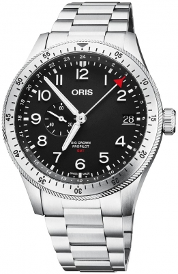 Oris Big Crown ProPilot Timer GMT 44 01 748 7756 4064-07 8 22 08