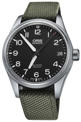 Oris Big Crown ProPilot Date 41mm 01 751 7697 4164-07 5 20 14FC