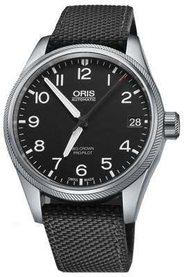 Oris Big Crown ProPilot Date 41mm 01 751 7697 4164-07 5 20 15FC