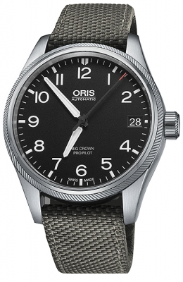 Oris Big Crown ProPilot Date 41mm 01 751 7697 4164-07 5 20 17FC