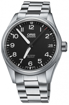 Oris Big Crown ProPilot Date 41mm 01 751 7697 4164-07 8 20 19