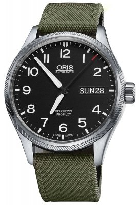 Oris Big Crown ProPilot Day Date 45mm 01 752 7698 4164-07 5 22 14FC