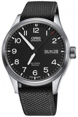 Oris Big Crown ProPilot Day Date 45mm 01 752 7698 4164-07 5 22 15FC