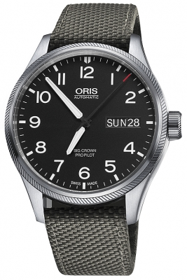 Oris Big Crown ProPilot Day Date 45mm 01 752 7698 4164-07 5 22 17FC