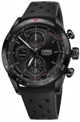 Oris Audi Sport Limited Edition 01 774 7661 7784-Set RS
