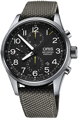 Oris Big Crown ProPilot Chronograph 44mm 01 774 7699 4134-07 5 22 17FC