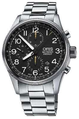 Oris Big Crown ProPilot Chronograph 44mm 01 774 7699 4134-07 8 22 19