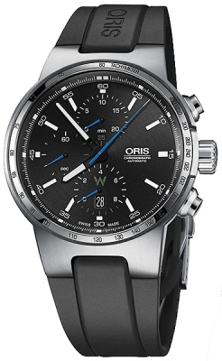 Oris Williams F1 Team Chronograph Date 44mm 01 774 7717 4154-07 4 24 50