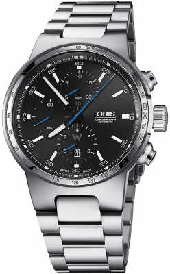 Oris Williams F1 Team Chronograph Date 44mm 01 774 7717 4154-07 8 24 50