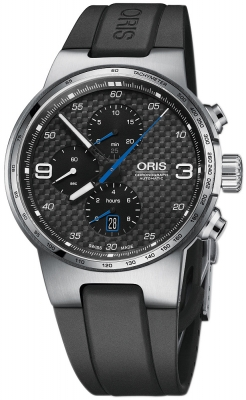 Oris Williams F1 Team Chronograph Date 44mm 01 774 7717 4164-07 4 24 50