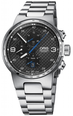 Oris Williams F1 Team Chronograph Date 44mm 01 774 7717 4164-07 8 24 50