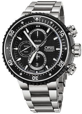 Oris ProDiver Chronograph 51mm 01 774 7727 7154-Set