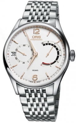 Oris Artelier Calibre 111 01 111 7700 4021-Set 8 23 79