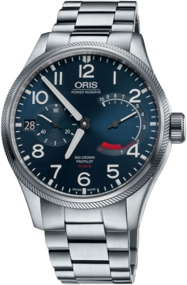 Oris Big Crown ProPilot Calibre 111 01 111 7711 4165-07 8 22 19
