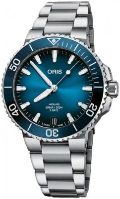 Oris Aquis Date 41.5mm 01 400 7769 4135-07 8 22 09PEB