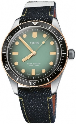 Oris Divers Sixty-Five 40mm 01 733 7707 4337-Set