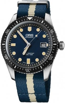 Oris Divers Sixty-Five 42mm 01 733 7720 4055-07 5 21 29FC