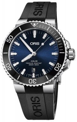 Oris Aquis Date 43.5mm 01 733 7730 4135-07 4 24 64EB
