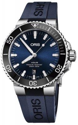Oris Aquis Date 43.5mm 01 733 7730 4135-07 4 24 65EB