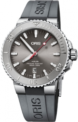 Oris Aquis Date 43.5mm 01 733 7730 4153-07 4 24 63EB