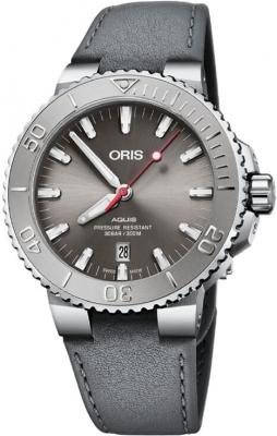 Oris Aquis Date 43.5mm 01 733 7730 4153-07 5 24 11EB