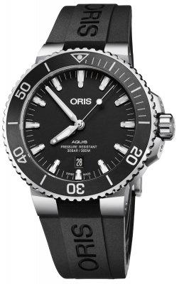 Oris Aquis Date 43.5mm 01 733 7730 4154-07 4 24 64EB