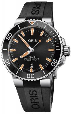 Oris Aquis Date 43.5mm 01 733 7730 4159-07 4 24 64EB