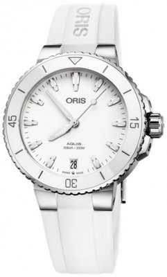 Oris Aquis Date 36.5mm 01 733 7731 4151-07 4 18 63FC