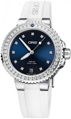 Oris Aquis Date Diamonds 36.5mm 01 733 7731 4995-07 4 18 63FC