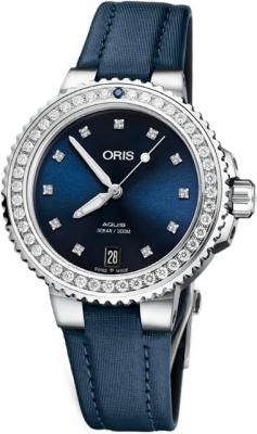 Oris Aquis Date Diamonds 36.5mm 01 733 7731 4995-07 5 18 46FC