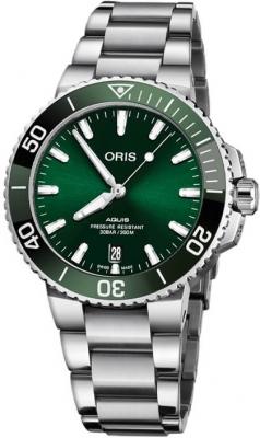 Oris Aquis Date 39.5mm 01 733 7732 4157-07 8 21 05PEB
