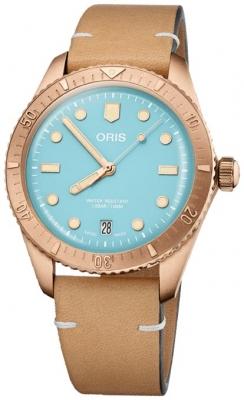 Oris Divers Sixty Five 38mm 01 733 7771 3155-07 5 19 04BR