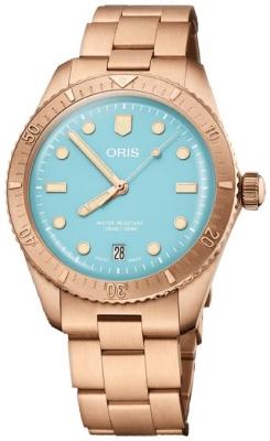 Oris Divers Sixty Five 38mm 01 733 7771 3155-07 8 19 15