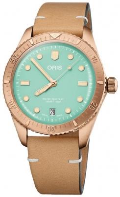 Oris Divers Sixty Five 38mm 01 733 7771 3157-07 5 19 04BR