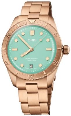 Oris Divers Sixty Five 38mm 01 733 7771 3157-07 8 19 15