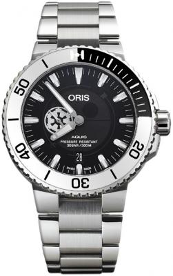 Oris Aquis Date 43.5mm 01 743 7734 4184-Set MB