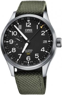 Oris Big Crown ProPilot GMT Small Seconds 45mm 01 748 7710 4164-07 5 22 14FC