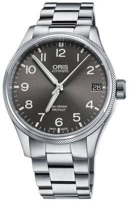 Oris Big Crown ProPilot Date 41mm 01 751 7697 4063-07 8 20 19